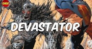 "Who is DC Comics ""The Devastator?"" Doomsday Batman!"