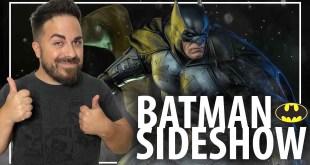 ¡LA MEJOR FIGURA DE BATMAN DE INTERNET! I Sideshow Premium Format #BATMANDAY