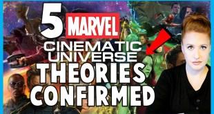 5 Confirmed MCU Theories