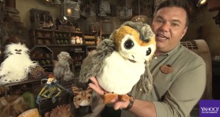 A look at the Star Wars: Galaxy's Edge merchandise and toys