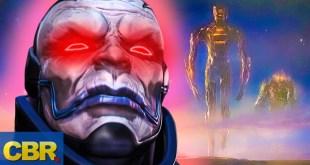 Apocalypse Is The Link Between Eternals And X-Men
