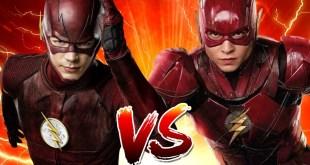 CW Flash VS DCEU Flash | BATTLE ROYALE