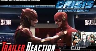 CW's Infinite Crisis Flash meets DCEU Flash - Angry Reaction!