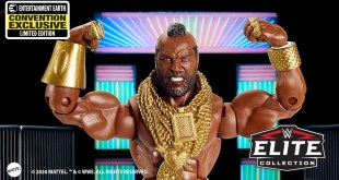 Convention Exclusive WWE Elite Mr. T Action Figure from Mattel!