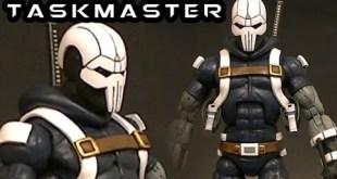 Custom UDON TASKMASTER v5 Marvel Legends Figure Review