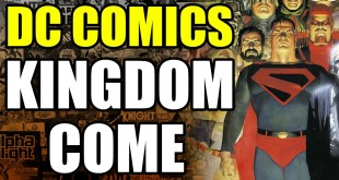 DC Comics: The story of Kingdom Come