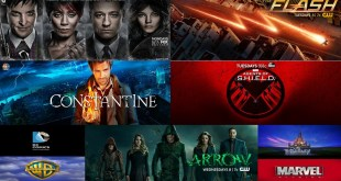 DC Comics vs Marvel: Current Comic Book TV Shows, Star Rating & Talk (6+Mins)