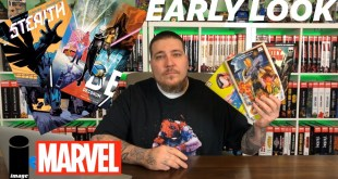 Early MARVEL & IMAGE Comic Book Reviews | CABLE 1 | DECORUM 1 | MARVELS Snapshot NAMOR | STEALTH 1