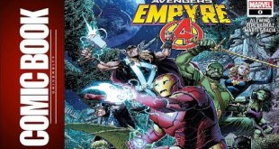 Empyre Avengers #0 Review | COMIC BOOK UNIVERSITY
