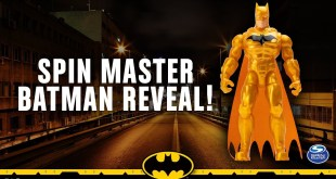 FIRST LOOK AT NEW BATMAN ACTION FIGURES FROM SPIN MASTER!