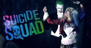 HARLEY QUINN JOKER COSPLAY - Suicide Squad Fan Film Vlog