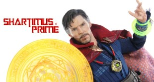 Hot Toys Doctor Strange 1:6 Scale Movie Masterpiece Marvel Action Figure Collectible Figure Review