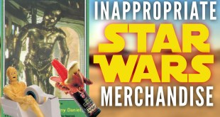 Inappropriate STAR WARS Merchandise