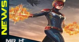 Leaked Concept Art Reveals Comic Accurate Captain Marvel Costume