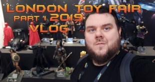 London Toy Fair 2019 Part 1 - Sideshow Collectibles, Hot Toys, Star Wars, Marvel Batman 80th & More!