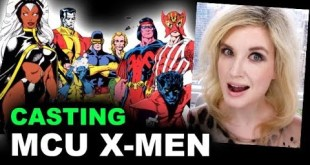 MCU X-Men Casting BREAKDOWN