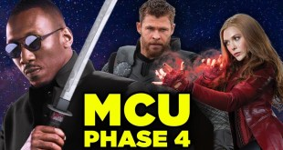 Marvel Phase 4 - Death of the MCU? #RogueTheory