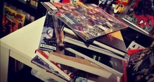 Mein Lesestapel Folge 185 | Marvel/DC Comics/Image Comics/Manga & Cross Cult I Comic-Sammlung