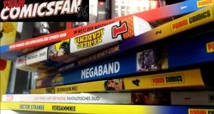 Mein Lesestapel Folge 186 | Marvel Comics/DC Comics/Manga | Comic-Sammlung