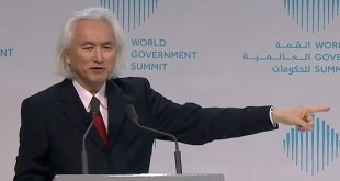 Michio Kaku's 10 Predictions For The Future