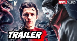 Morbius Trailer - Marvel Spider-Man Scene and Sinister Six Theory Breakdown