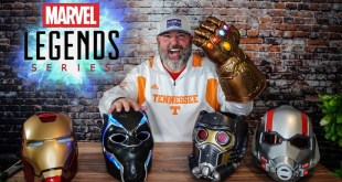 My Marvel Legends Series Replica Helmet Collection 2019