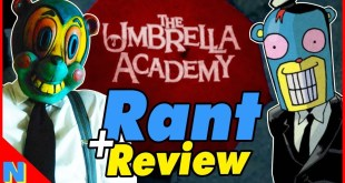 Netflix's 'Umbrella Academy' Butchers the Comic (Rant & Review) | Nerdflix + Chill