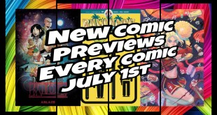 New Comics July 1st 2020 Previews Every Comic Book And Publisher