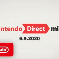 Nintendo Direct Mini 6.9.2020