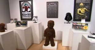 Online Auction To Offer 'Star Wars' Collectibles