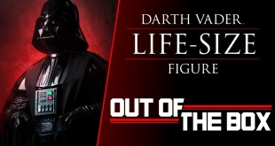 Out of the Box: Darth Vader Life Size Figure