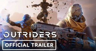 Outriders - Official Gameplay Reveal Trailer (4K)
