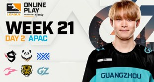Overwatch League 2020 Season | Week 21 | APAC Day 2