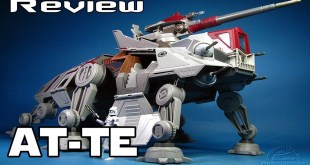 Review AT-TE Hasbro - Star wars Clone Wars