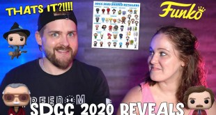 SDCC 2020 Funko Exclusives | That's All????
