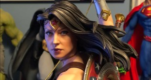 Sideshow Collectibles New Wonder Woman Premium Format Statue Review