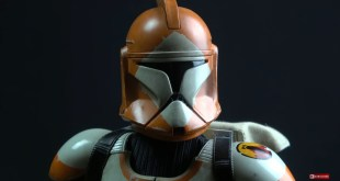 Sideshow Collectibles STAR WARS Bomb Squad Clone Trooper Exclusive 4K Review 1/6 Scale