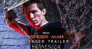 Spider Man Homesick Trailer 2021 w/ Tom Holland Phase 4 Marvel Movie