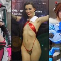 Stan Lee's LA Comic Con 2016 Cosplay Music Video - Take Flight/Scream