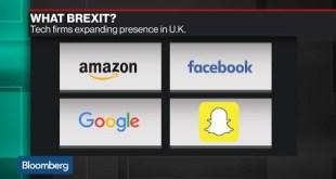 Tech Firms Expand Presence in U.K.