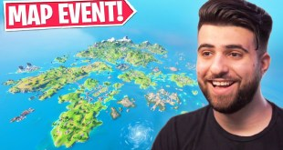 The Map is CHANGING! (Water Lowered + Item Updates!) - Fortnite Season 3