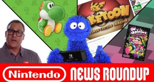 Tons of Pokemon News, Splatoon Manga, and a Fond Farewell | NINTENDO NEWS ROUNDUP