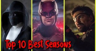 Top 10 Best Live Action Comic Book Seasons