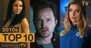 Top 10 Sci-Fi TV Series of the 2010s
