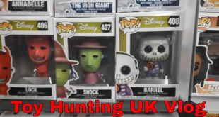 Toy Hunting UK - Comic Store, Star Wars, Marvel Legends, Pop Vinyls, Halloween & More!!!