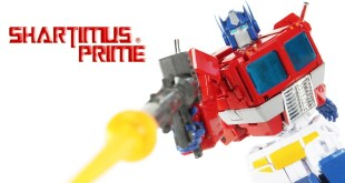 Transformers MP-44 Optimus Prime Masterpiece Convoy 3rd Version G1 Cartoon Action Figure Review