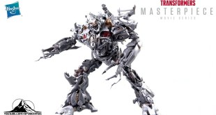 Transformers Movie Masterpiece MPM-08 MEGATRON Video Review