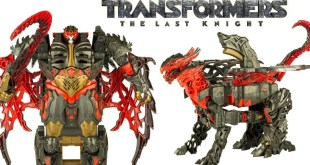 Transformers The Last Knight Dragonstorm Turbo Changer Dragon Transformable Jouet Toy Review Hasbro