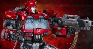 Transformers Toys Premium Statues by Imaginarium Art & Hasbro Toys - 20 x Image Video Gallery