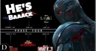 Ultron Will Return in Phase 4 - MCU Theory